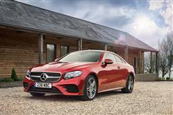 Car review: Mercedes-Benz E-Class Coupe
