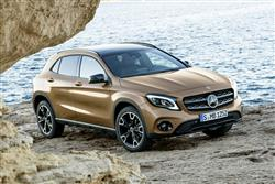 Car review: Mercedes-Benz GLA 220d 4MATIC