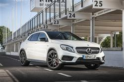 Car review: Mercedes-AMG GLA 45 4MATIC