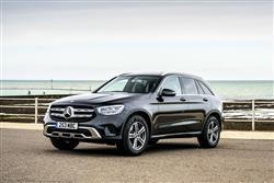 Car review: Mercedes-Benz GLC