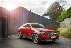 Car review: Mercedes-Benz GLC Coupe