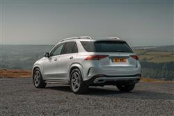 GLE 43 4Matic Night Edition 5dr 9G-Tronic Petrol Estate