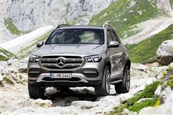 Car review: Mercedes-Benz GLE