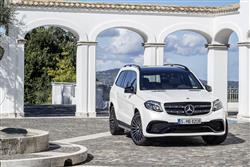 Car review: Mercedes-Benz GLS