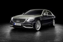 Car review: Mercedes-Maybach S-Class