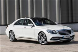 Car review: Mercedes-Benz S500