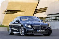 Car review: Mercedes-AMG S65 Coupe