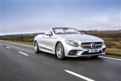 S65 2dr Auto Petrol Coupe