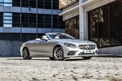 Car review: Mercedes-Benz S-Class Cabriolet