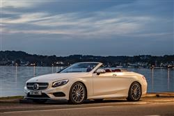 Car review: Mercedes-Benz S-Class Cabriolet