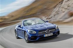 Car review: Mercedes-Benz SL