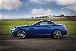 Car review: Mercedes-Benz SLC 200