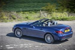 Car review: Mercedes-Benz SLC 250d