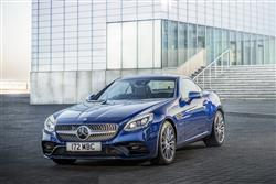 Car review: Mercedes-Benz SLC