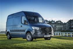 Van review: Mercedes-Benz Sprinter