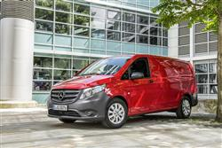 Van review: Mercedes-Benz Vito
