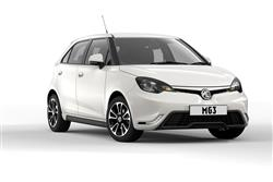 Car review: MG3