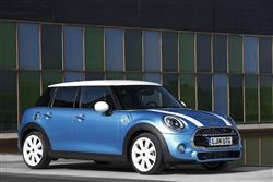 Car review: MINI 5-Door Hatch