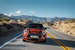 Car review: MINI 5-Door Hatch Cooper D