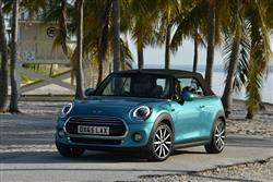 MINI CONVERTIBLE 2.0 Cooper S 2dr [JCW Chili Pack]