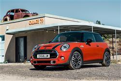 Car review: MINI 3-Door Hatch Cooper