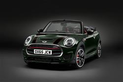 Car review: MINI Convertible John Cooper Works