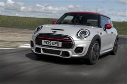 Car review: MINI 3-Door Hatch John Cooper Works