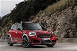 Car review: MINI Countryman John Cooper Works