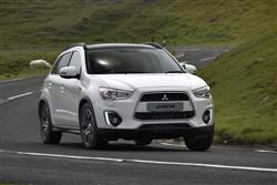 Car review: Mitsubishi ASX 1.6 DI-D