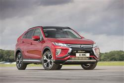 Car review: Mitsubishi Eclipse Cross