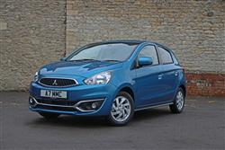 Car review: Mitsubishi Mirage