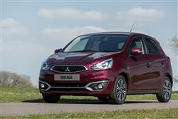 Car review: Mitsubishi Mirage Juro