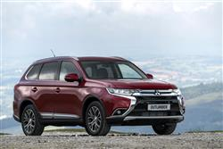 Car review: Mitsubishi Outlander
