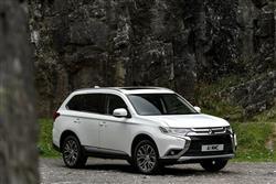 Car review: Mitsubishi Outlander Petrol