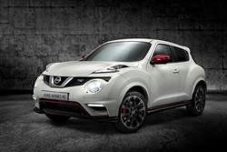 Car review: Nissan Juke Nismo RS