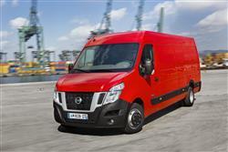 Van review: Nissan NV400