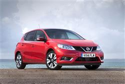 Car review: Nissan Pulsar