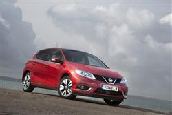Car review: Nissan Pulsar 1.6 DIG-T 190PS