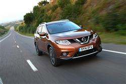 Car review: Nissan X-TRAIL 1.6 dCi n-tec