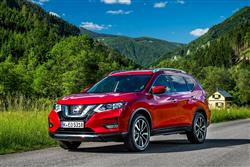 Car review: Nissan X-TRAIL 1.6 dCi