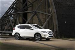Car review: Nissan X-TRAIL 1.7 dCi