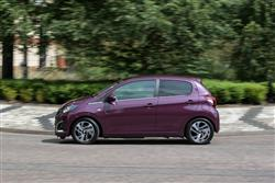 1.2 Puretech Allure 3Dr Petrol Hatchback