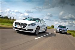 PEUGEOT 508 DIESEL SALOON 1.6 e-HDi Active 4dr