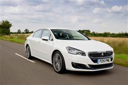 Car review: Peugeot 508