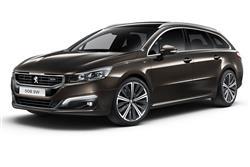 Car review: Peugeot 508 SW
