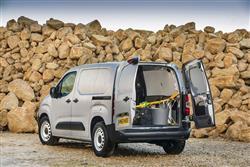 Standard Diesel 1000 1.6 BlueHDi 100 Grip Van