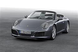 Car review: Porsche 911 Cabriolet