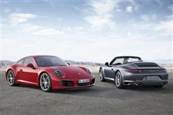Car review: Porsche 911 Carrera