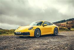 Car review: Porsche 911 Carrera 4S