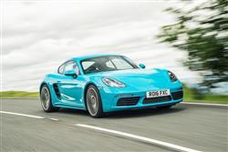Car review: Porsche 718 Cayman S